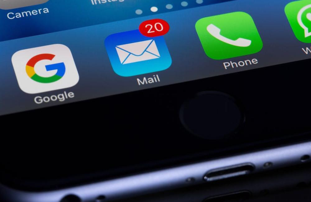 E-mailadres aanmaken