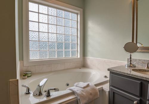 Hoe zorg je voor een mooie, comfortabele badkamer?